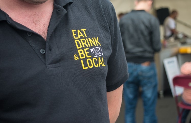 Eat Drink and Be Local