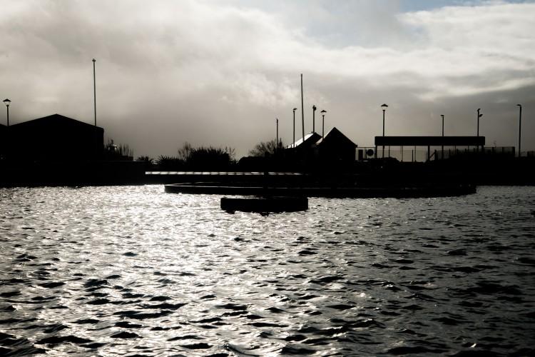 Hastings boating lake